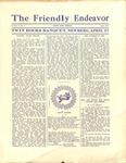 Friendly Endeavor, April 1929 by George Fox University Archives