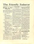 Friendly Endeavor, March 1929