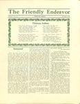 Friendly Endeavor, December 1928