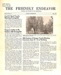 Friendly Endeavor, May 1941 by George Fox University Archives