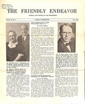 Friendly Endeavor, June 1941 by George Fox University Archives
