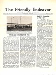 Friendly Endeavor, February 1942 by George Fox University Archives