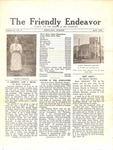 Friendly Endeavor, April 1942 by George Fox University Archives