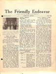Friendly Endeavor, May 1942 by George Fox University Archives