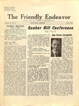 Friendly Endeavor, June 1942 by George Fox University Archives
