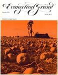 Evangelical Friend, October 1970 (Vol. 4, No. 2)
