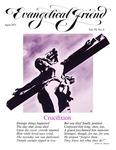 Evangelical Friend, April 1973 (Vol. 6, No. 8)