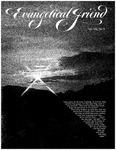 Evangelical Friend, April 1974 (Vol. 7, No. 8)