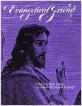 Evangelical Friend, September 1976 (Vol. 10, No. 1)