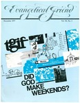 Evangelical Friend, November 1977 (Vol. 11, No. 3)