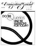 Evangelical Friend, May 1981 (Vol. 14, No. 9)