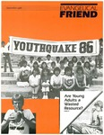 Evangelical Friend, September 1986 (Vol. 20, No. 1)