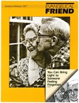 Evangelical Friend, January/February 1987 (Vol. 20, No. 5/6)