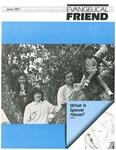 Evangelical Friend, June 1987 (Vol. 20, No. 10)