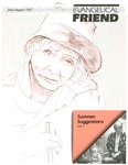 Evangelical Friend, July/August 1987 (Vol. 20, No. 11/12)