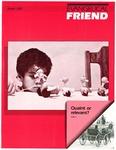 Evangelical Friend, March 1988 (Vol. 21, No. 7)