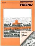 Evangelical Friend, June 1988 (Vol. 21, No. 10)