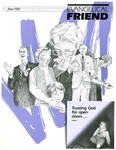 Evangelical Friend, June 1989 (Vol. 22, No. 10)