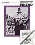 Evangelical Friend, July/August 1990 (Vol. 23, No. 11/12) by Evangelical Friends Alliance