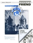 Evangelical Friend, January/February 1991 (Vol. 24, No. 3) by Evangelical Friends Alliance