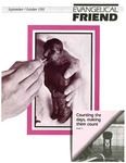 Evangelical Friend, September/October 1991 (Vol. 25, No. 1) by Evangelical Friends Alliance