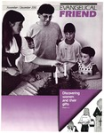 Evangelical Friend, November/December 1991 (Vol. 24, No. 2) by Evangelical Friends Alliance