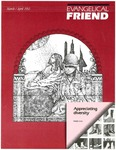 Evangelical Friend, March/April 1992 (Vol. 25, No. 4) by Evangelical Friends Alliance