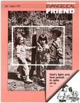 Evangelical Friend, July/August 1992 (Vol. 25, No. 6) by Evangelical Friends Alliance