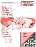 Evangelical Friend, November/December 1992 (Vol. 26, No. 2) by Evangelical Friends Alliance
