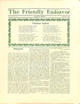 Friendly Endeavor, December 1928