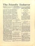 Friendly Endeavor, February 1929