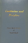 Constitution and Discipline, Oregon Yearly Meeting of Friends Church 1958
