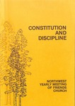 Constitution and Discipline, Oregon Yearly Meeting of Friends Church 1979