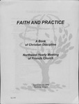 Faith and Practice: A Book of Christian Discipline 2009 by George Fox University Archives