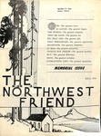 Northwest Friend, July 1944
