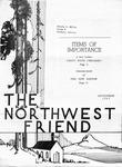 Northwest Friend, September 1945