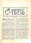 Northwest Friend, October 1945