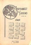 Northwest Friend, January 1949