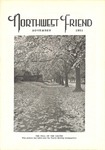 Northwest Friend, November 1951