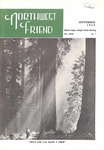 Northwest Friend, September 1953