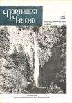 Northwest Friend, May 1954