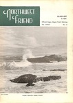 Northwest Friend, January 1956