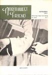 Northwest Friend, September 1957