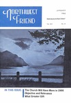 Northwest Friend, January 1966 by George Fox University Archives