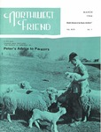Northwest Friend, March 1966 by George Fox University Archives