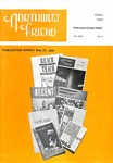 Northwest Friend, April 1966 by George Fox University Archives