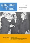 Northwest Friend, September 1966 by George Fox University Archives