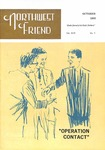 Northwest Friend, October 1966 by George Fox University Archives