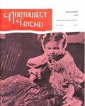Northwest Friend, November 1966 by George Fox University Archives