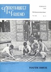Northwest Friend, February 1967 by George Fox University Archives